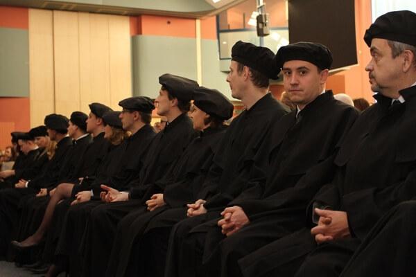 studenci studiów doktoranckich