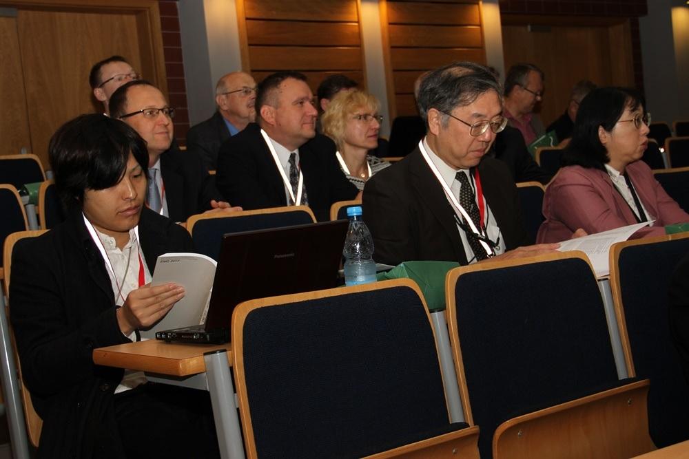 EMD'2017: uczestnicy konferencji w trakcie sesji