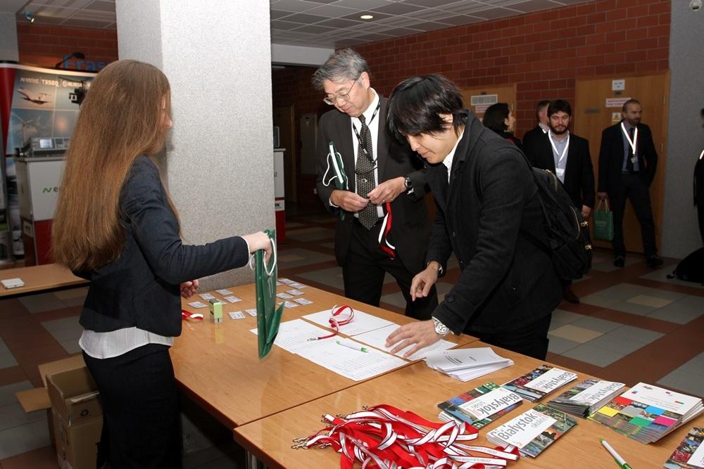 Rejestracja uczestników konferencji EMD'2017