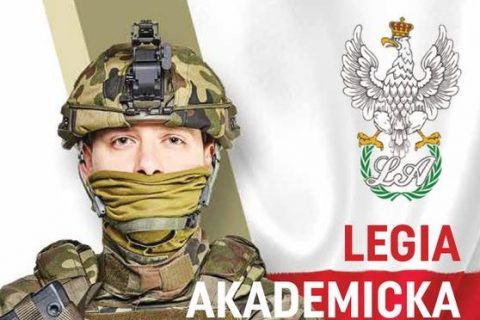 Legia Akademicka program cohotniczego szkolenia studentów
