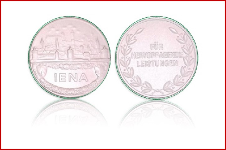 Medal targów iENA 2017 Ideas – Inventions – New Products
