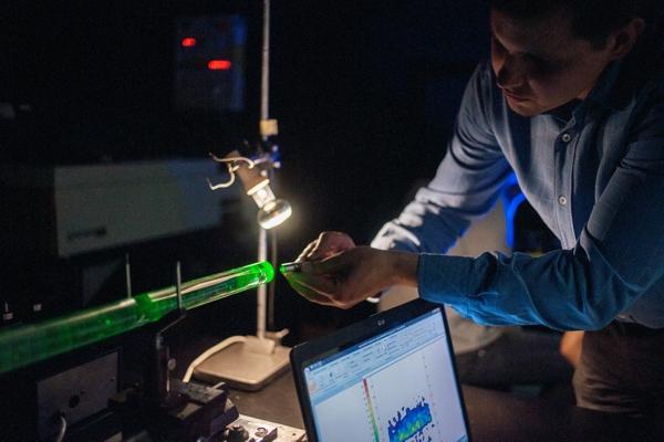 laboratorium światłowodów