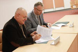 Inauguracja studiów dualnych na kierunku Elektotechnika, podpisanie umów z przedsiębiorcami