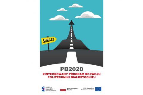 Plakat programu PB2020