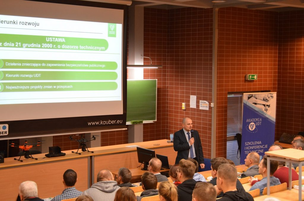 Seminarium Urzędu Dozoru Technicznego: Bezpieczeństwo Techniczne – zmiany dla rozwoju