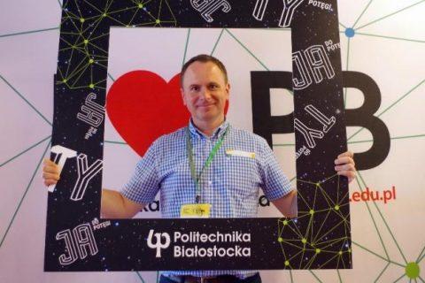 Dr inż. Jacek Kusznier: finalista konkursu Popularyzator Nauki 2018