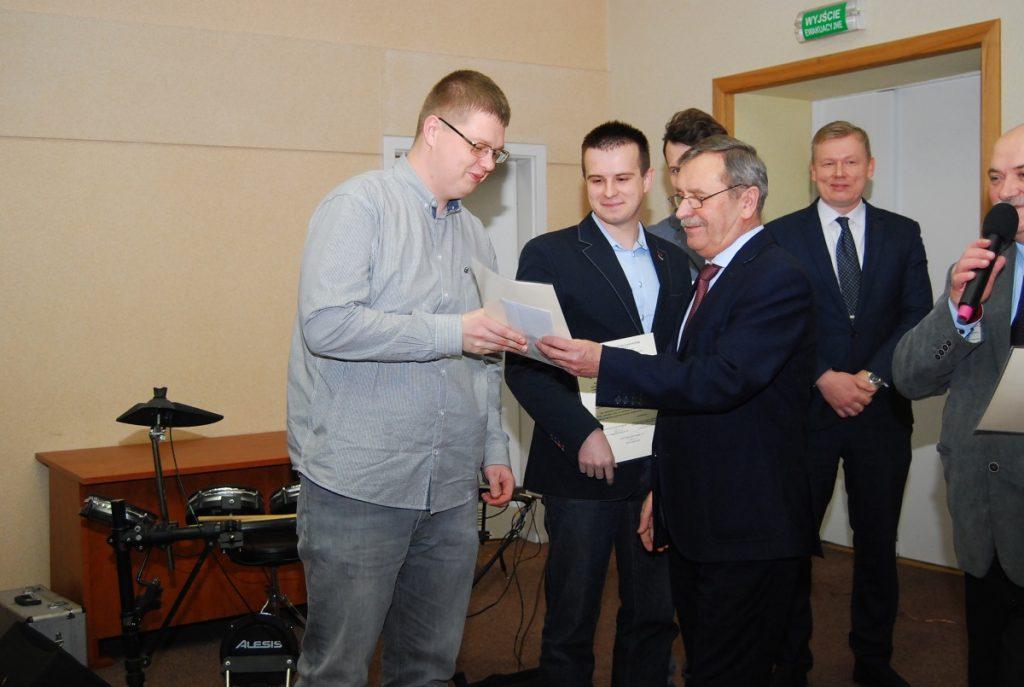 Nagrody SEP Oddział Białostocki za najlepsze prace dyplomowe w roku akademickim 2017/2018