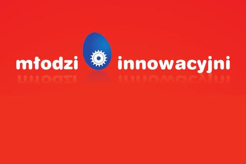 """Logo konkursu """"Młodzi innowacyjni"""""""
