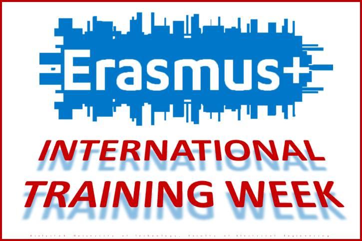 Bialystok University of Technology, Faculty of Electrical Engineering, International Training Week