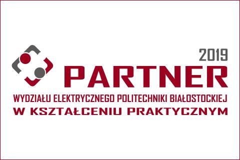 Partner w kształceniu praktycznym - logo programu
