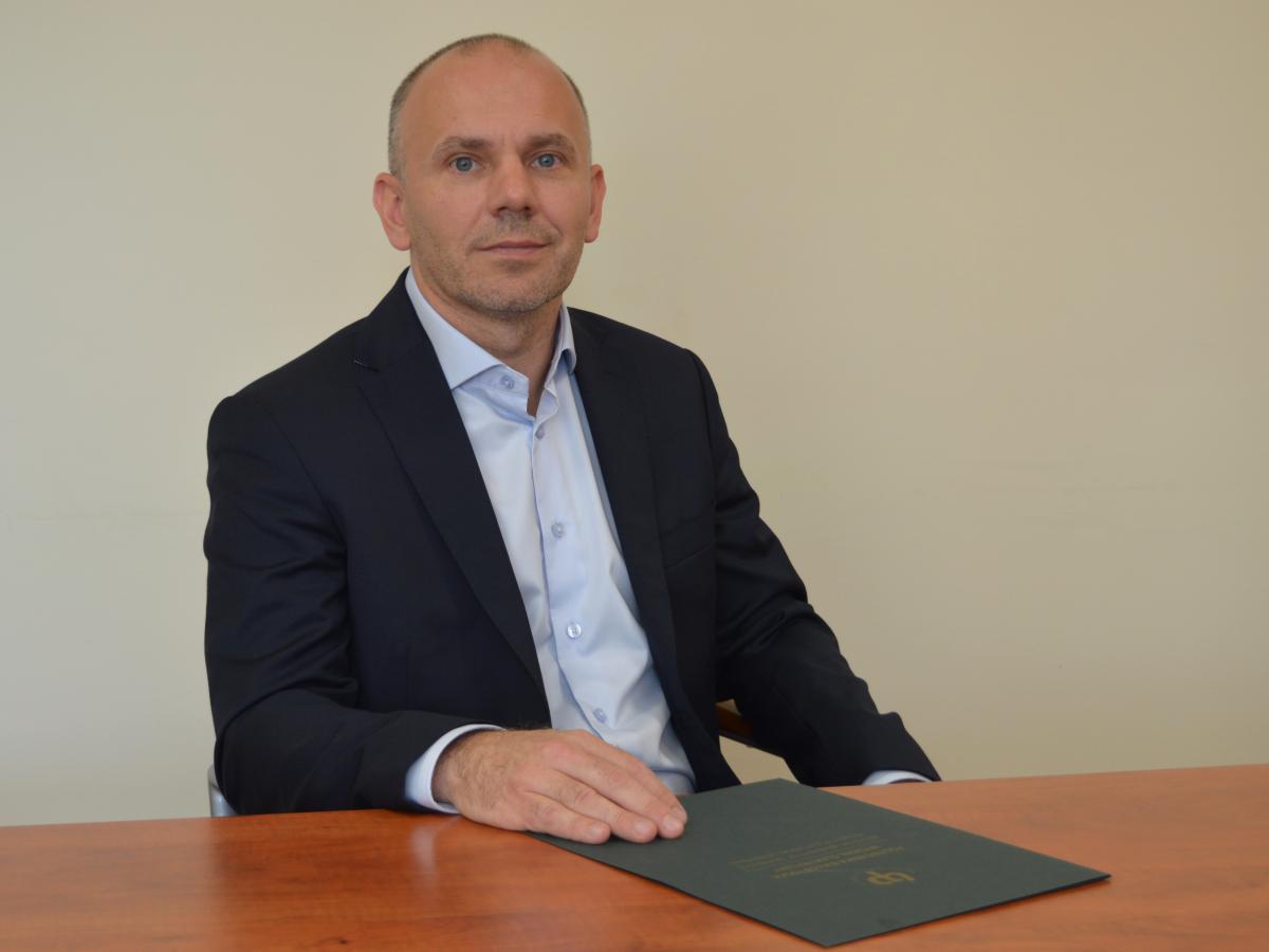 dr hab. inż. Andrzej Ruszewski, prof. PB