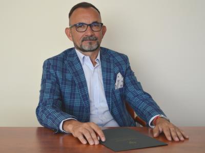 Prodziekan do spraw Studenckich i Kształcenia Wydziału Elektrycznego dr inż. Sławomir Kwiećkowski
