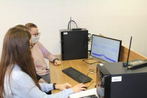 Laboratorium kodowania i transmisji sygnałów.