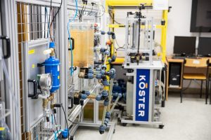 Laboratorium na Wydziale Elektrycznym PB (3), fot. Gabriela Kościuk
