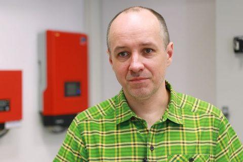 dr inż. Jarosław Wiater.