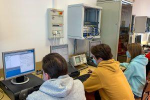 Laboratorium systemów i sieci telekomunikacyjnych