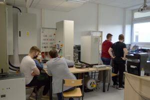 Laboratorium układów przekształtnikowych